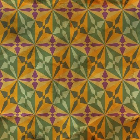Seamless vintage pattern Stock Vector - 18543054