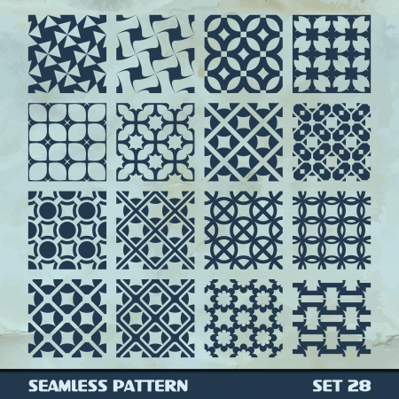 curve line: Seamless pattern