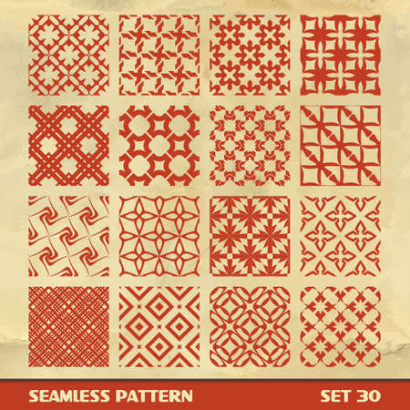 Seamless pattern Stock Vector - 18375555