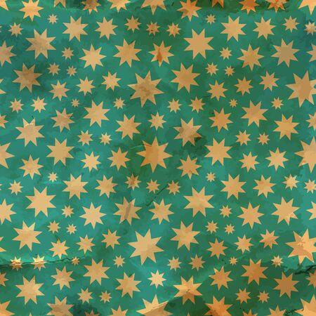 Stars  Seamless pattern  Vector