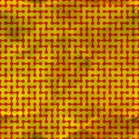 Labyrinth  Seamless pattern  Vector