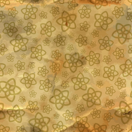Floral seamless pattern Stock Vector - 17517777