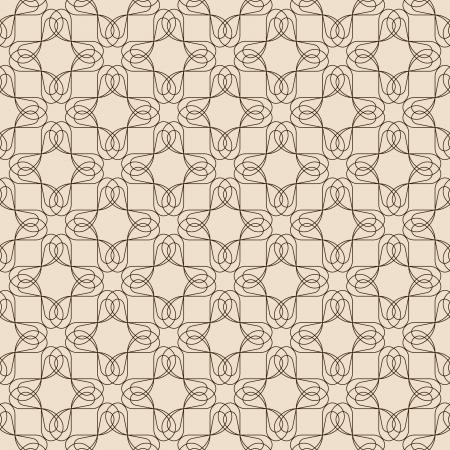 curve line: Seamless pattern