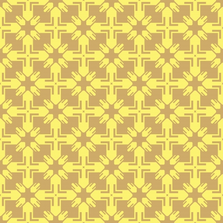 curved lines: Seamless pattern
