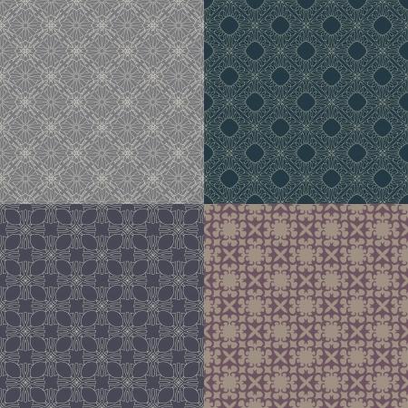 Seamless pattern Stock Vector - 18433815