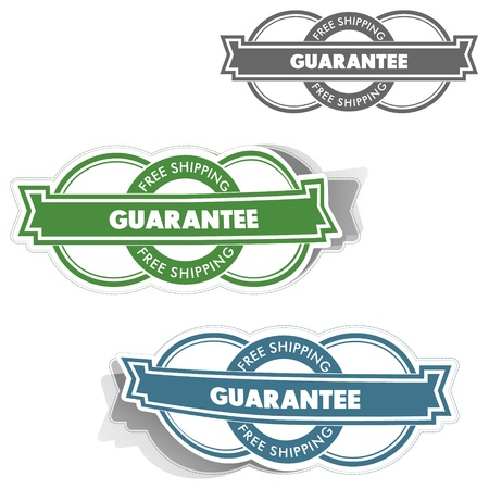 GUARANTEE  Stock Vector - 17540362