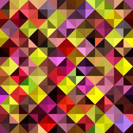 Seamless mosaic pattern Stock Vector - 17540439