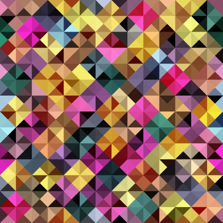 Seamless mosaic pattern Stock Vector - 17540451