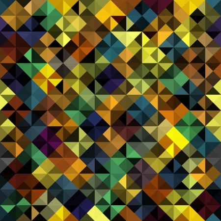 Seamless mosaic pattern Stock Vector - 17540467