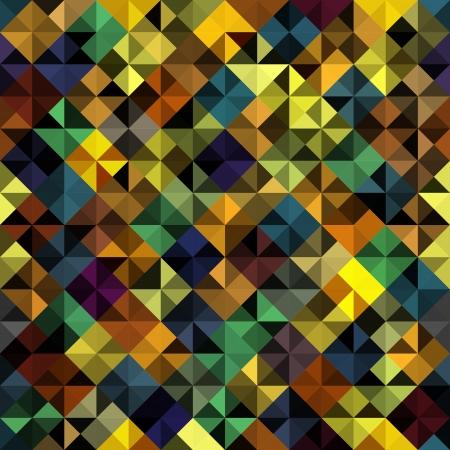 Seamless mosaic pattern Stock Vector - 17540467