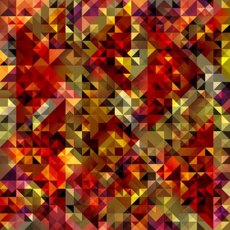 wall cell: SEAMLESS mosaic pattern Illustration