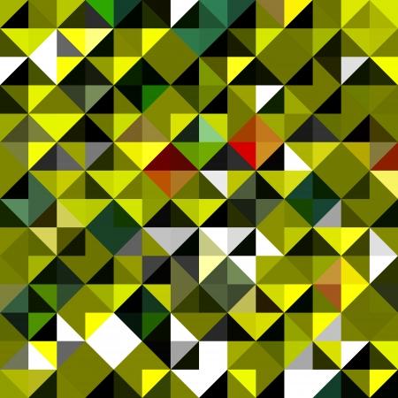 halftone pattern: SEAMLESS mosaic pattern Illustration