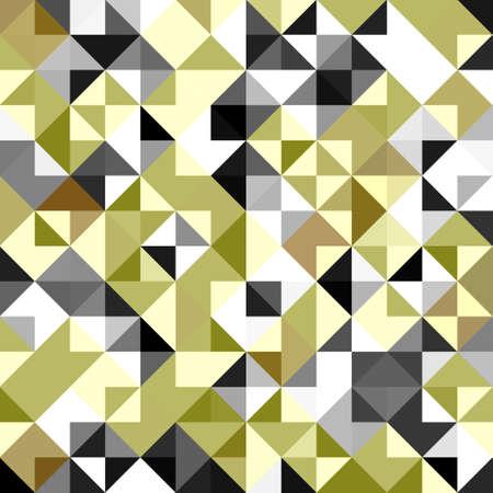 SEAMLESS mosaic pattern Vector