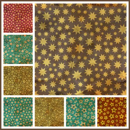 chaotic: Seamless pattern