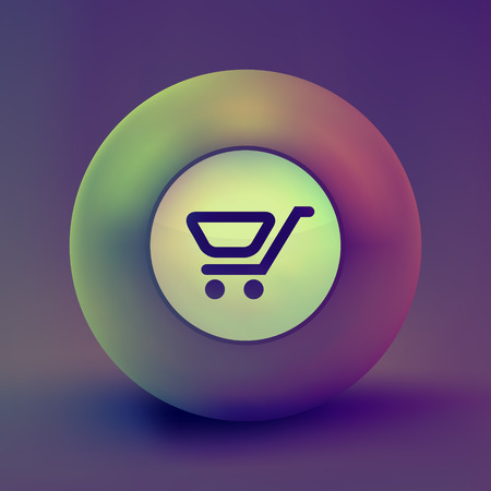 Buy now  Icon for web  Vector