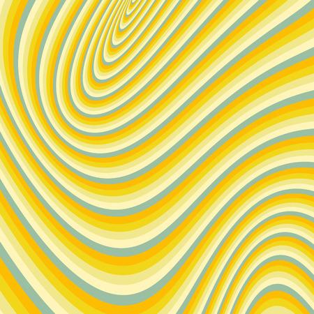 arte optico: Modelo con la ilusi�n �ptica. Resumen de antecedentes. Arte �ptico. 3d ilustraci�n vectorial. Vectores