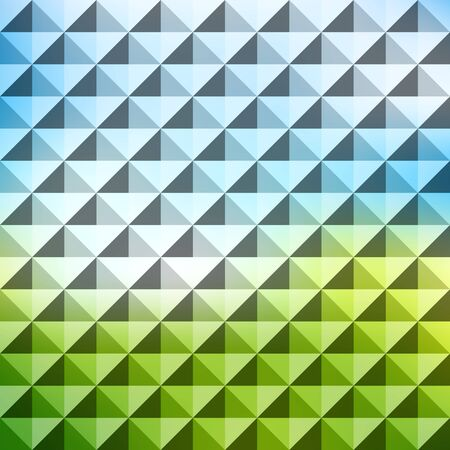 sample environment: Abstract geometric background. Mosaic. Vector illustration. Can be used for wallpaper, web page background, book cover.