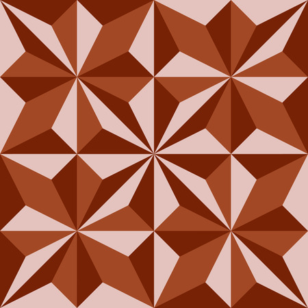 optical image: Abstract geometric polygonal background composed of triangles. Vector illustration. Illustration