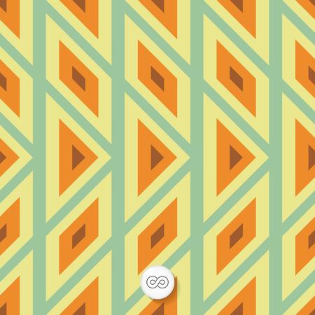 seamless geometric: Sfondo geometrico senza soluzione di continuit�. Mosaico.