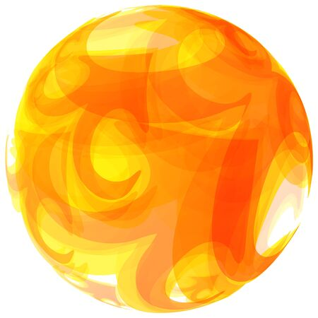 ar: Abstract sphere. Vector illustration. Can be used ar design element.