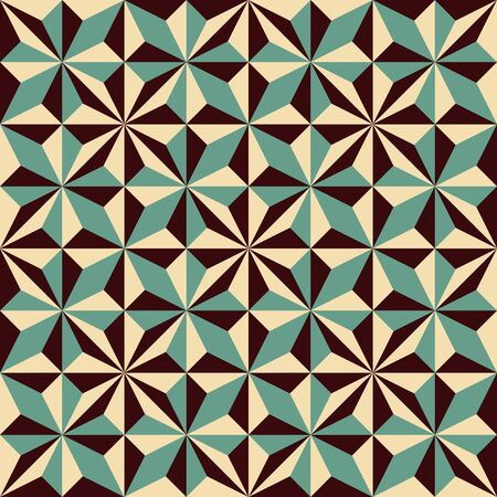 composed: Abstract geometric polygonal background composed of triangles.