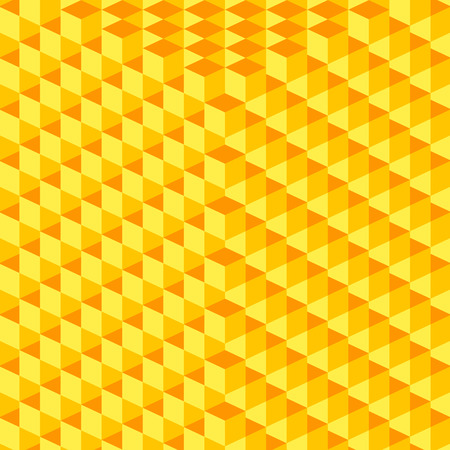 tridimensional: Abstract background with 3D-effect illustration