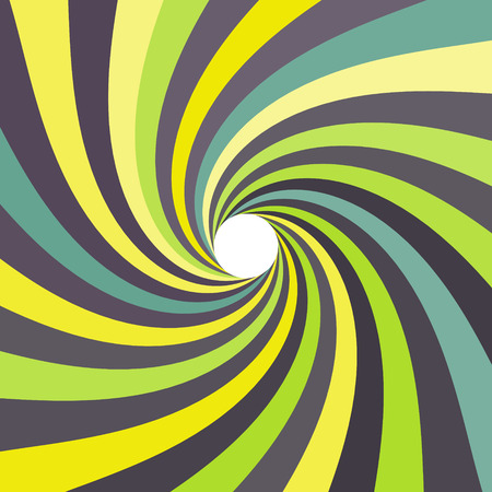 3d spiral abstract background