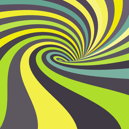 spiral: 3d spiral abstract background. Illustration