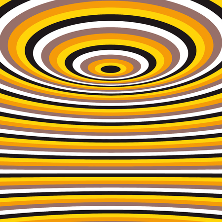 illusions: Abstract Swirl Background. Pattern With Optical Illusion. Vector Illustration. Can Be Used For Wallpaper, Web Page Background, Web Banners.