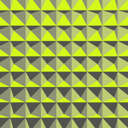 Abstract 3d geometric pattern. Polygonal background. Vector illustration. Can be used for marketing, website, print and presentation. Illustration