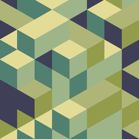 추상 기하학적 3d 배경. 벽지, 웹 페이지 배경, 웹 배너에 사용할 수 있습니다.