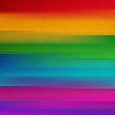 polychromatic: Abstract rainbow background. Grunge bright background. Vector illustration. Can be used for wallpaper, web page background, web banners.