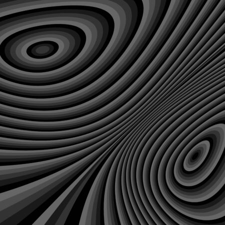 ripply: Abstract swirl background. Pattern with optical illusion. Vector illustration. Can be used for wallpaper, web page background, web banners.