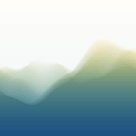 poster backgrounds: Mountain Landscape. Vector Silhouettes Of Mountains Backgrounds. Can Be Used For Banner, Flyer, Book Cover, Poster, Web Banners.