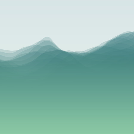 ripply: Water Wave. Vector Illustration For Your Design.  Illustration