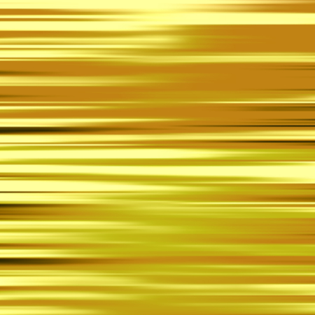 gold metal: Gold waves background. Metal plate with reflected light. Vector illustration. Illustration