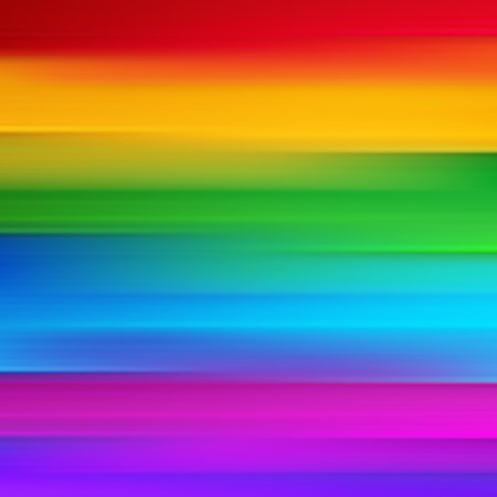 Abstract rainbow background. Striped colorful pattern. Vector illustration. Can be used for wallpaper, web page background, web banners.