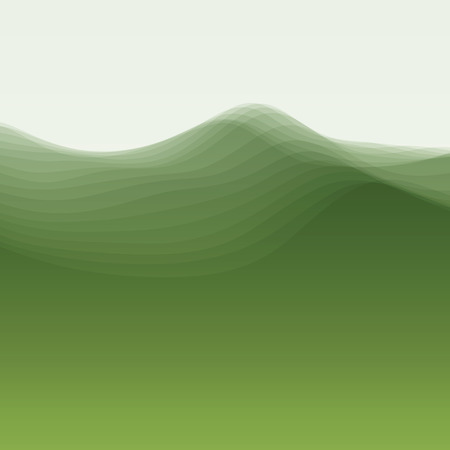 halftone cover: Water Wave. Vector Illustration For Your Design. Flowing Background With Halftone. Can Be Used For Banner, Flyer, Book Cover, Poster, Web Banners. Illustration