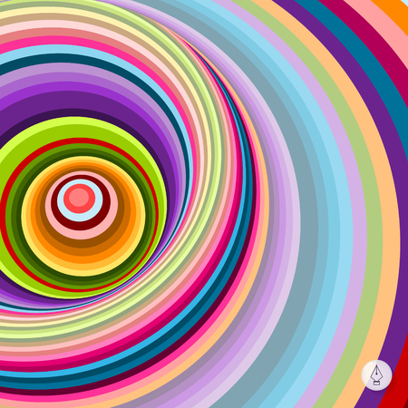billowy: Abstract background. Vector illustration. Can be used for wallpaper, web page background, web banners.