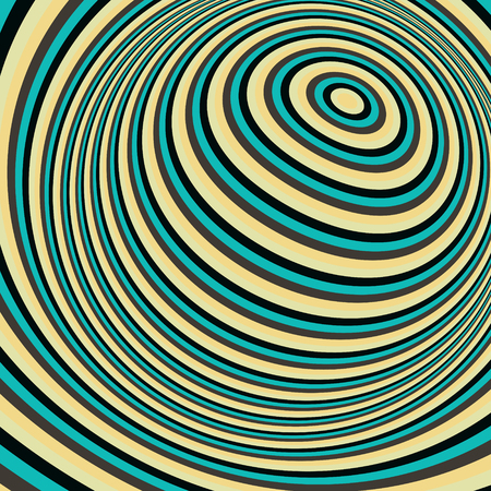 abstract swirl: Abstract swirl background. Pattern with optical illusion. Vector illustration.