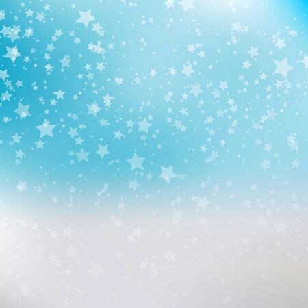 snowflake snow: Falling Snow Background. Abstract Snowflake Pattern Illustration.