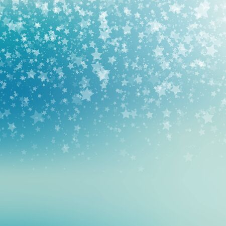 snowflake snow: Falling Snow Background. Abstract Snowflake Pattern. Vector Illustration.