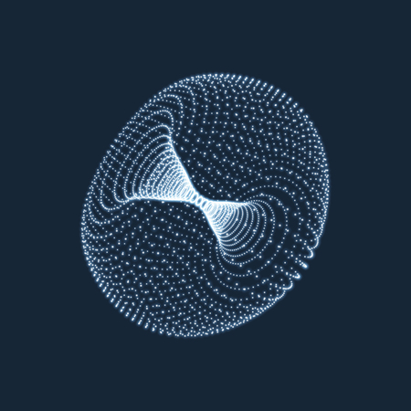 perspective grid: Torus. The Torus Consisting of Points. Connection Structure.