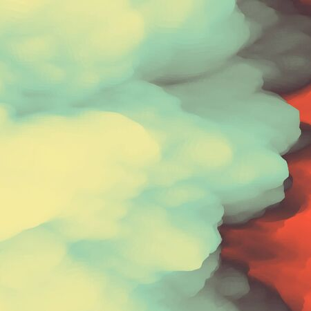 flamy: Lava. Abstract background. Modern pattern. Vector Illustration For Your Design. Illustration