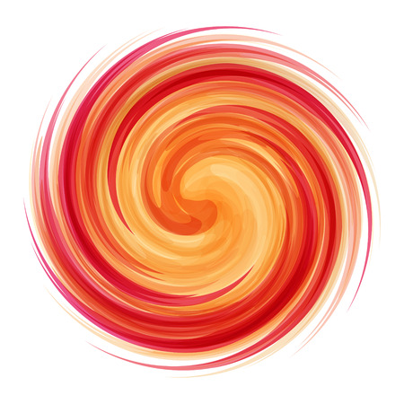 dynamic: Dynamic Flow Illustration. Swirl Background. Illustration