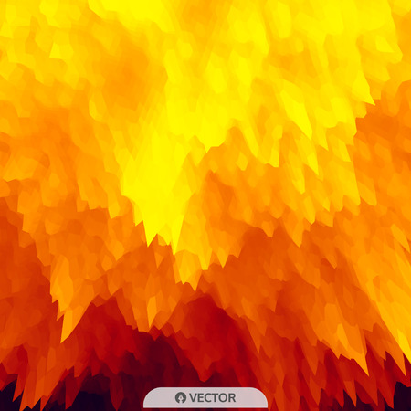 Lava. Abstract background. Modern pattern. Vector Illustration For Your Design. Ilustrace