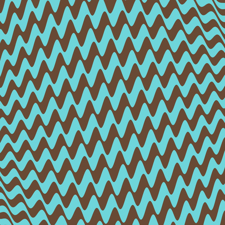 billowy: Abstract 3D geometrical background. Pattern with optical illusion. Vector illustration.