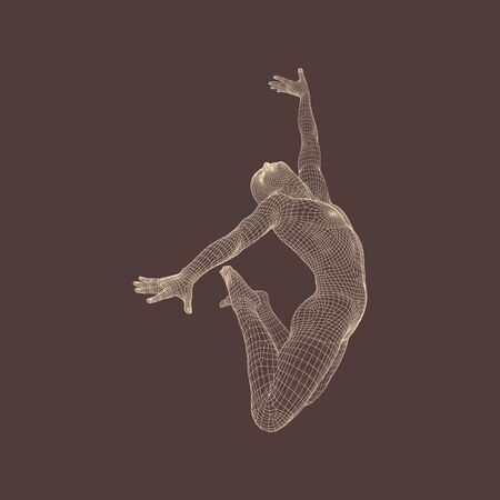 generative: Gymnast.