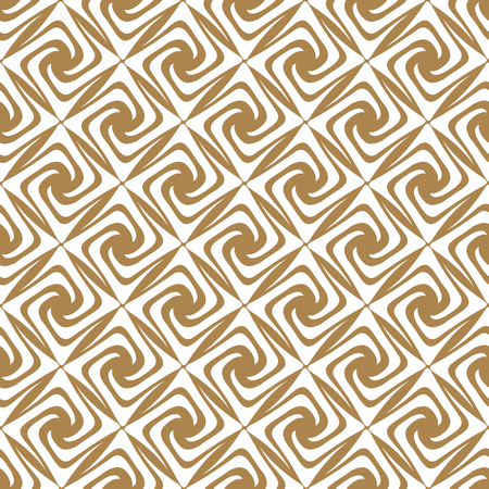 A Seamless geometric background. Abstract vector Illustration. Simple graphic design. Pattern for textile printing, packaging, wrapper, etc.