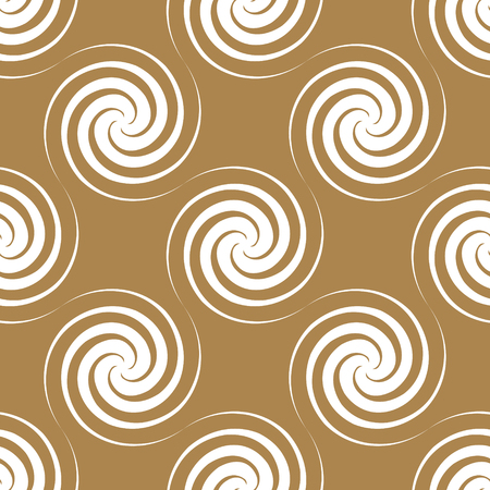 swirl: Seamless geometric background. Dynamic flow vector illustration.